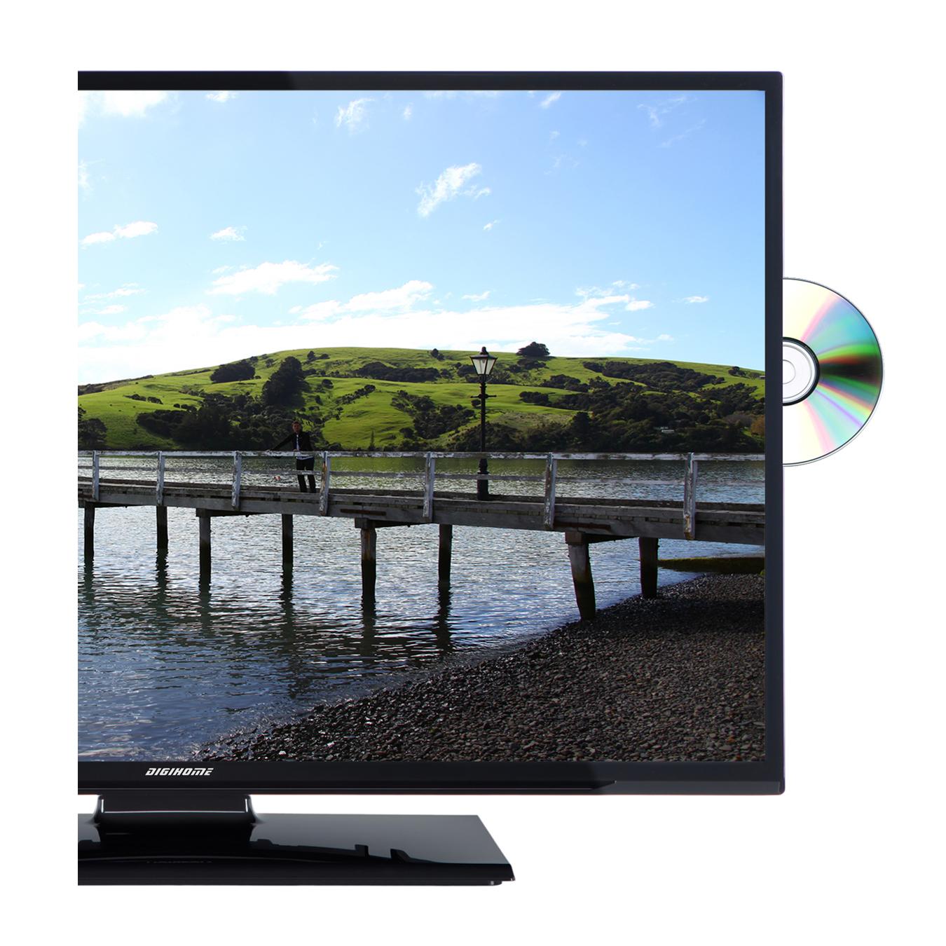Inbyggd DVD